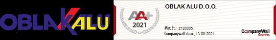 Oblak ALU Logo